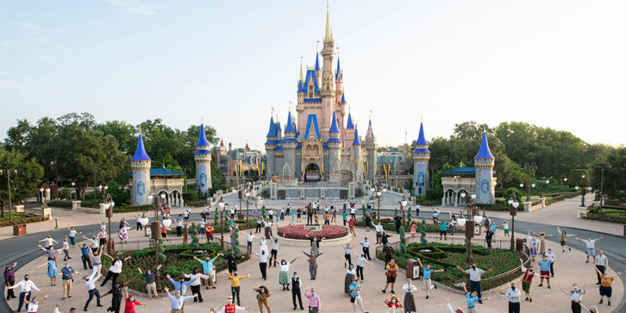 Disney World Opens its Gates with Coronavirus Numbers Rising in Florida