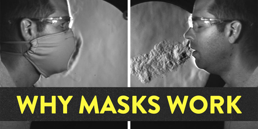 This Is How Well Masks Work