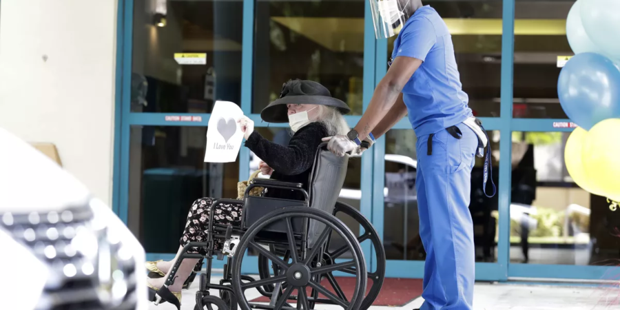 More Than 20% of U.S. Nursing Homes Report Severe PPE & Staff Shortages