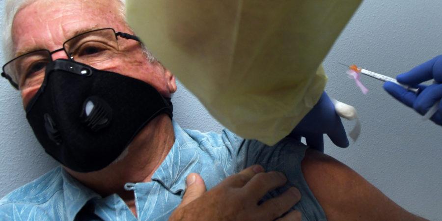 COVID-19 Vaccine Alone Won't Defeat Spread of Virus, Report Warns
