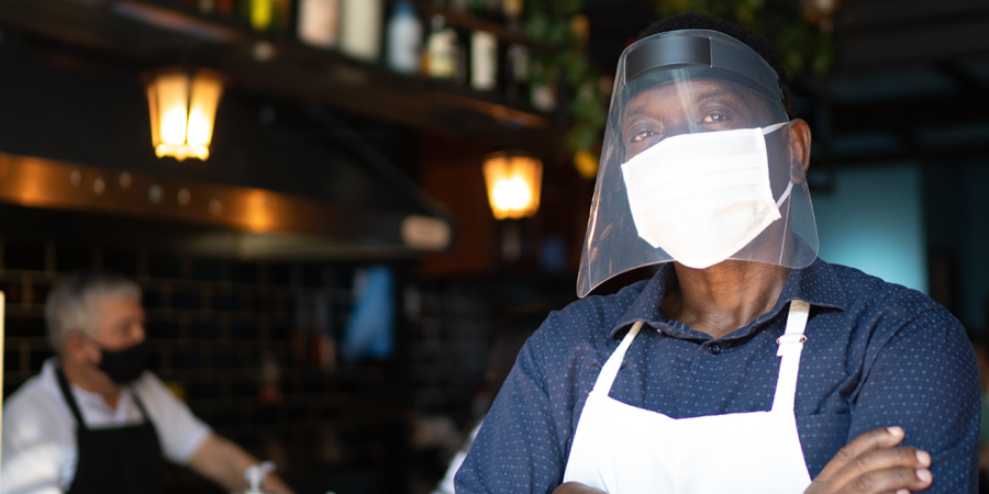 WeShield and NYC Hospitality Alliance to Offer Free PPE for Select NYC Reopened Restaurants