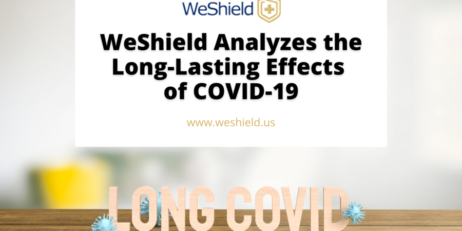 WeShield Analyzes the Long-Lasting Effects of COVID-19